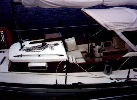 "1968 Capri 26 ""Sting"""