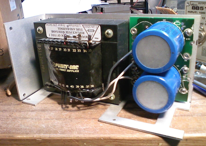 3v 30v 3a Voltage Regulator Circuit Using Ua723 And 2n3055