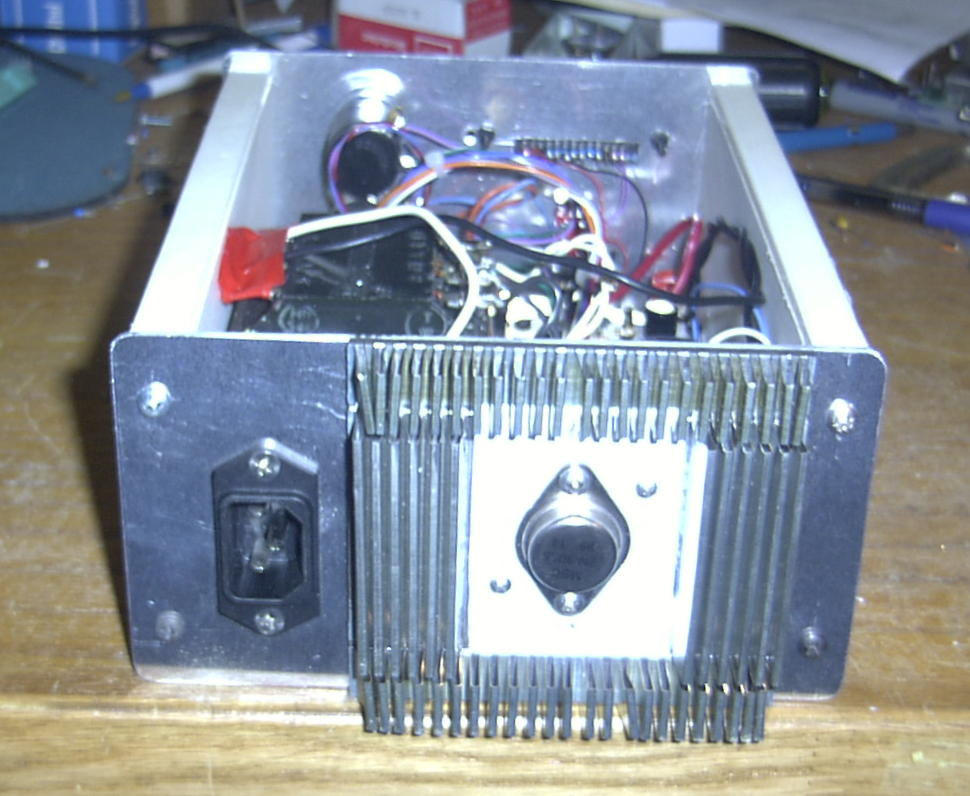 Power One Power Supply Hacker Page