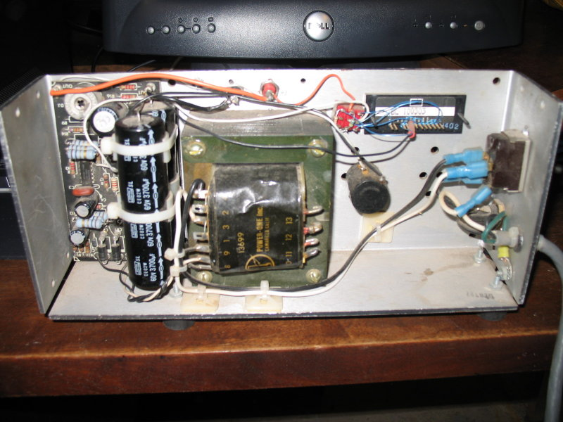 ddsupply power one power supply hacker page