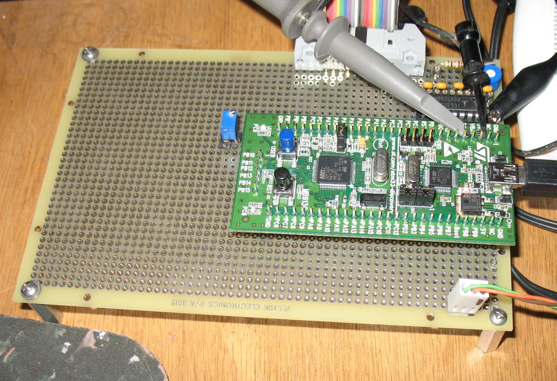Dave's STM32 page